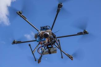 De la fotografie, la drone pentru ISU - Povestea inginerului roman cu o afacere de 100.000 de euro