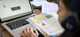 De luni, Slanic, Brebu si Gura Vadului, scolile trec in sistem on-line!