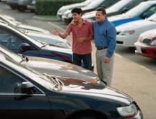 Dealerii nu mai vand masini, le inchiriaza