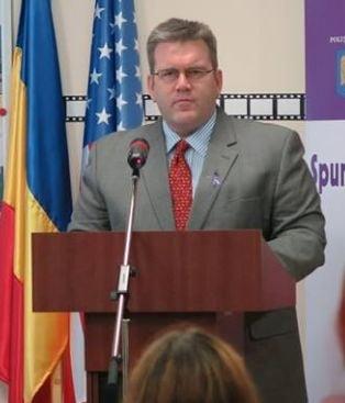Dean Thompson: Romania trebuie sa creeze un mediu care sa incurajeze dispora sa investeasca acasa