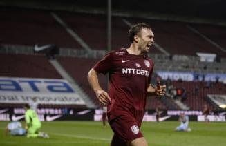 Debeljuh si Florin Tanase, incerti inaintea partidei CFR Cluj - FCSB din Liga 1