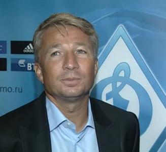 Debut de cosmar pentru Dan Petrescu la Dinamo Moscova