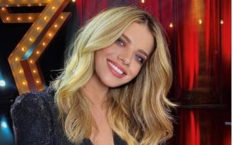 """Debut de exceptie pentru Alexandra Dinu la """"Romanii au talent"""". Tinuta sexy cu care a impresionat fosta sotie a lui Adi Mutu"""