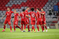 Debut de senzatie pentru Bayern in Germania: opt goluri in prima etapa