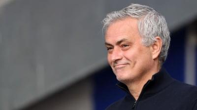 Debut de vis pentru Jose Mourinho la AS Roma