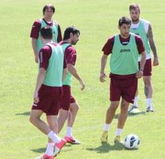 Debut fenomenal pentru Florin Costea la CFR Cluj (Video)