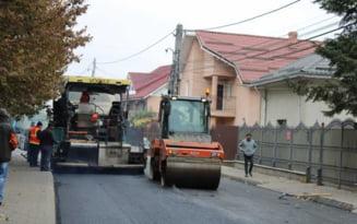 Debutul lucrarilor de asfaltare a trei artere din Buzau, amanat pentru 2021
