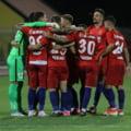 Decimata de coronavirus, FCSB a fost eliminata din Europa League. Slovan Liberec a castigat cu 2-0 si merge in play-off