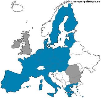 Decizia de intrare a Romaniei si Bulgariei in Schengen va fi luata in septembrie