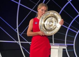 Decizia luata de Angelique Kerber dupa ce a castigat titlul la Wimbledon