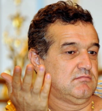 Decizia luata de Gigi Becali dupa ce Steaua a pierdut Supercupa Romaniei