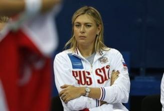 Decizia luata de Maria Sharapova dupa suspendarea pentru dopaj