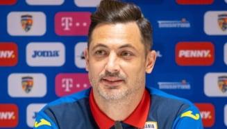 Decizia luata de Mirel Radoi legata de echipa nationala de fotbal