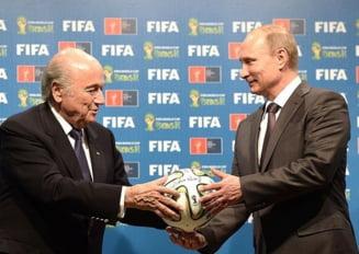 Decizia luata de Rusia dupa demisia lui Sepp Blatter - ce se intampla cu Cupa Mondiala din 2018