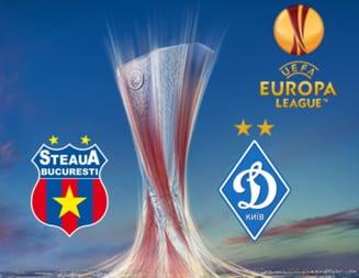 Decizia luata de UEFA inaintea meciului decisiv dintre Steaua si Dinamo Kiev