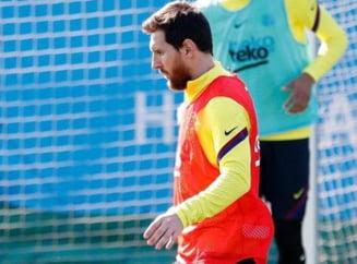 Decizia luata de jucatorii de la FC Barcelona dupa ce clubul le-a propus micsorarea salariilor cu 70%