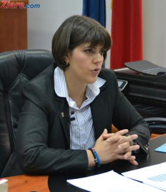 Decizia privind doctoratul Codrutei Kovesi va fi anuntata saptamana viitoare