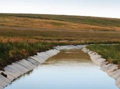 Decizie a Guvernului: Apa pentru irigatii, mai aproape de fermieri