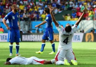 Decizie ciudata a FIFA la Cupa Mondiala: Ce li s-a intamplat jucatorilor din Costa Rica