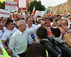 """Decizie definitiva: PSD e obligat sa publice sursele de finantare ale mitingului """"impotriva abuzurilor"""" din Piata Victoriei"""