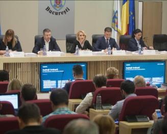 Decizie definitiva a instantei: Firea si CGMB au afectat drepturile bucurestenilor prin regulamentul de participare la sedinte