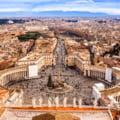 Decizie fără precedent luată de Vatican din cauza pandemiei