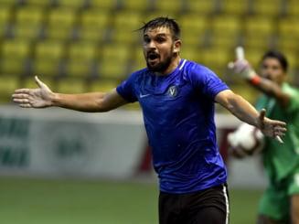 Decizie istorica in Liga 1: Un fotbalist roman a fost suspendat pentru doi ani!