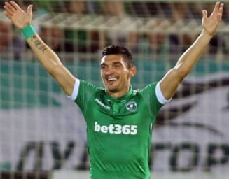 Decizie neasteptata a lui Keseru: Romanul si-a prelungit contractul cu Ludogorets - oficial