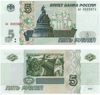Decizie neasteptata in Rusia care a condus la deprecierea rublei