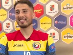 Decizie neasteptata la nationala Romaniei: Cine va purta tricoul cu numarul 10 in meciul cu Polonia