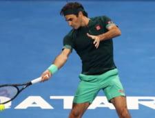 """Decizie neasteptata luata de Roger Federer dupa eliminarea de la Doha: """"Este mai bine pentru mine"""""""