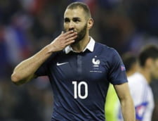 Decizie radicala in Franta: Benzema, exclus din nationala la Euro 2016!
