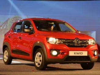 """Decizie surprinzatoare luata de Renault in cazul """"mini-Loganului"""""""