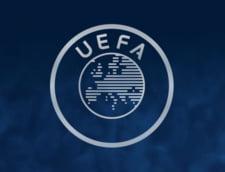 Decizii importante luate luni seara de UEFA din cauza pandemiei de coronavirus
