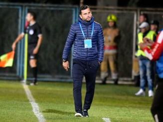 """Declaratia de independenta a lui Dica: """"100%"""" antrenorul face schimbarile la FCSB"""