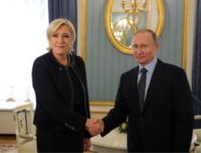 Declaratia lui Marine Le Pen dupa ce s-a vazut cu Putin: UE va muri pentru ca oamenii nu o mai vor