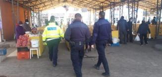 Declaratia sau adeverinta la control: Peste 100 de persoane amendate de politisti pentru nerespectarea masurilor de protectie sanitara
