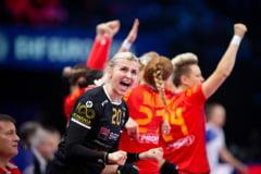 Declaratie de dragoste pentru Romania a Iuliei Dumanska, inainte de partida nationalei noastre cu Olanda, in meciul pentru medaliile de bronz la Europene