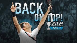 Declaratie emotionanta a lui Darren Cahill dupa ce Roger Federer a redevenit lider mondial
