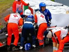 "Declaratie emotionanta in Formula 1 dupa moartea lui Bianchi: ""Am realizat ca pot muri"""