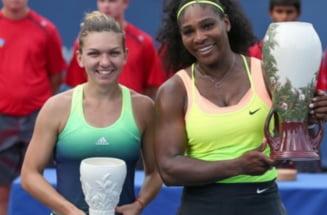 """Declaratie riscanta a Simonei Halep: """"Serena Williams are problemute la partea mentala"""""""
