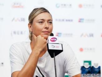 """Declaratie superba a Mariei Sharapova inaintea partidei cu Simona Halep: """"Ne stim foarte bine"""""""