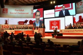 """Declaratii antologice la Congresul PSD: """"Eu aici ma simt chiar ca la Oscar"""""""
