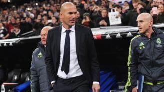 Declaratii dure ale lui Zidane la cateva zile dupa Real - Juve: Nu se poate vorbi de furt, sunt indignat