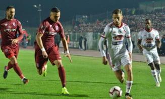 """Declaratii tari dupa victoria lui Sepsi: """"Sezonul viitor, CFR Cluj nu prinde locul 4!"""""""