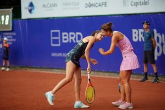 Declaratiile campioanelor de la Bucuresti, Irina Begu si Andreea Mitu