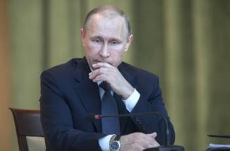 Declinul puterii lui Vladimir Putin
