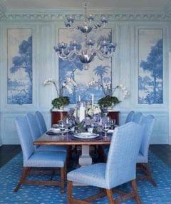 Decoreaza-ti casa in albastru (Galerie foto)