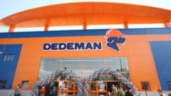 Dedeman isi deschide portile pentru salajeni