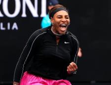 Dedicatie pentru Ion Tiriac? Cum s-a descurcat Serena Williams la debutul in 2021. Romanul a sfatuit-o sa se retraga